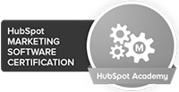 HubSpot Software Certified